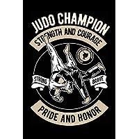 Judo Champion: Agenda Scolaire 2020 2021 | Agenda semainier, Format A5 | Pour les étudiants, professionnels et…