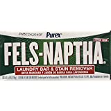 Dial Corp. 04303 Fels-Naptha Laundry Bar Soap - Pack of 8