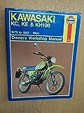 Kawasaki Kc, Ke and Kh 100 Owners Workshop Manual/99Cc., 1977 to 1987 Uk Models, 1975 to 1986 Us Models