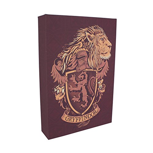 Paladone Gryffindor Luminart - Wall Décor - Harry Potter- Officially ()
