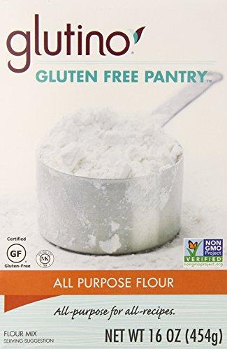 Glutino Gluten Free Flour - Glutino Gluten Free Pantry All Purpose Flour, 16 Ounce