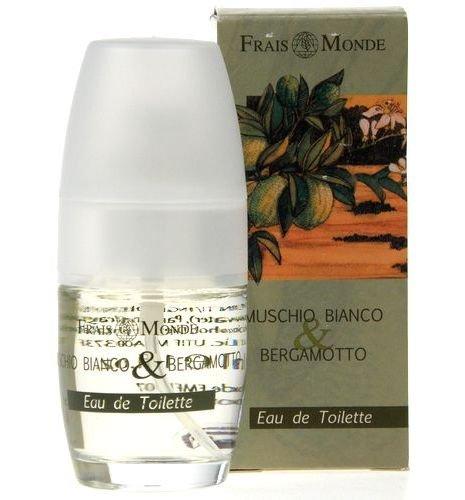 Frais Monde White Musk Bergamot Agua de Colonia - 30 ml 13917