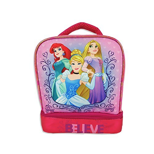 (Disney's Cinderella Large Cordura Backpack with Built-in Lunch Compartment)