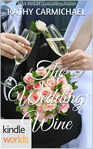 book cover of The Wedding Wine