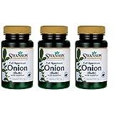 Cheap Swanson Full Spectrum Onion (Bulb) 400 Milligrams 60 Capsules 3 Pack