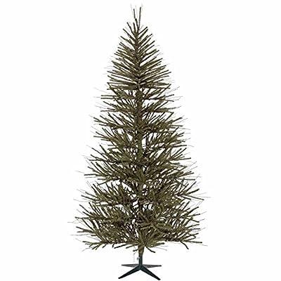 Vickerman 8' Decorative Vienna Twig Artificial Christmas Tree - Unlit