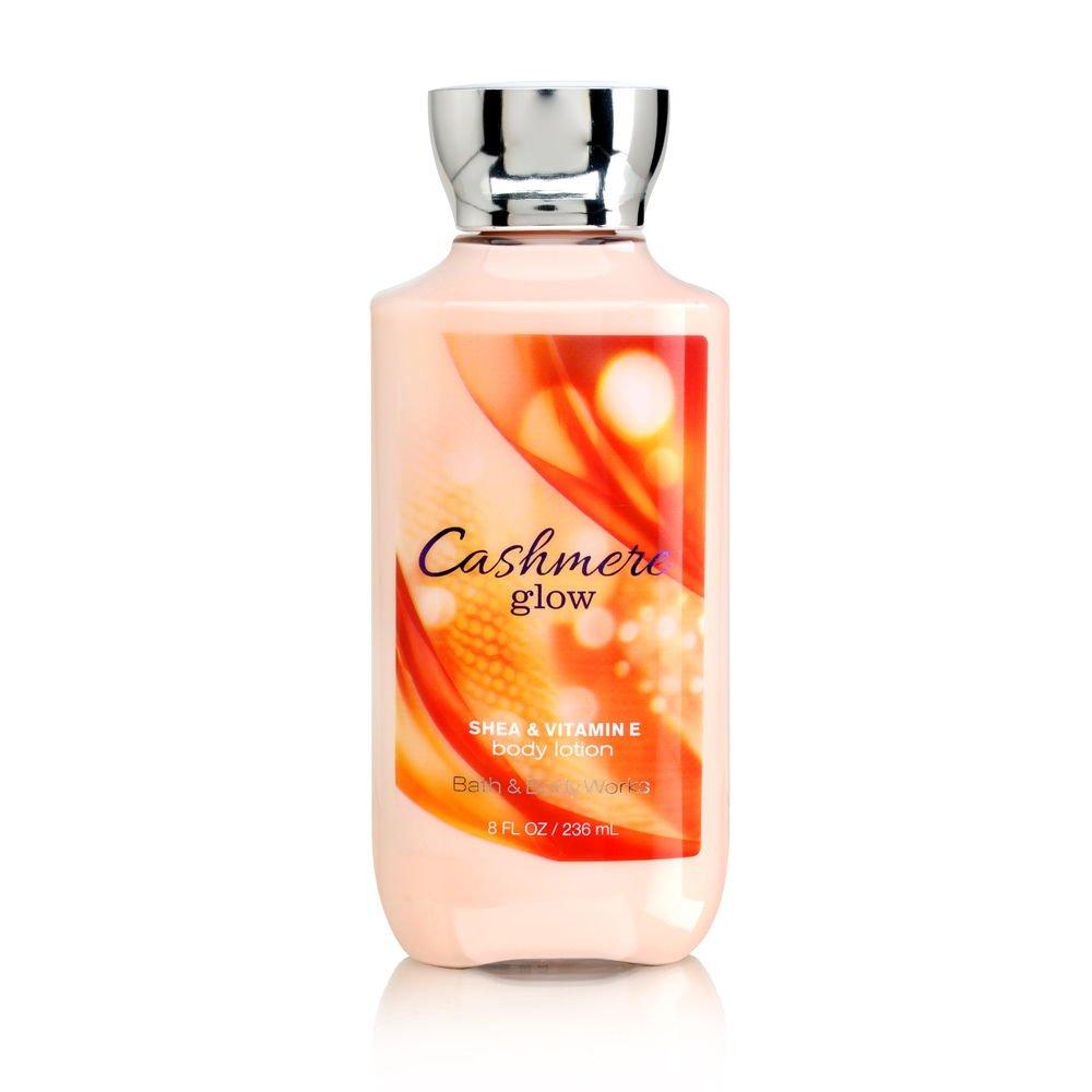 Bath and Body Works Cashmere Glow Body Lotion 8 fl oz.