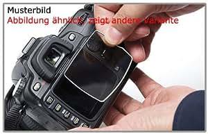 Bilora LCD Guard - Protector de pantalla para cámaras Nikon D3100
