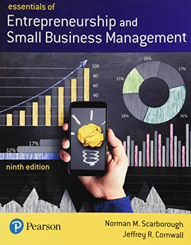Essentials of Entrepreneurship and Small Business Management (9th Edition) (What's New in Management)