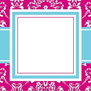 product image for Three Designing Women Designer Gift Tags, Pink Toile Collection
