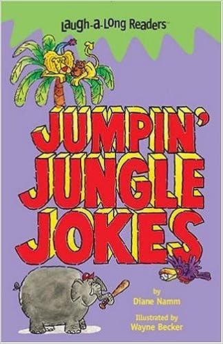 Laugh-A-Long Readers: Jumpin Jungle Jokes