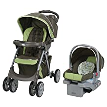 Graco Comfy Cruiser Click Connect Travel System with SnugRide Click Connect 30 - SECK30 Zoofari