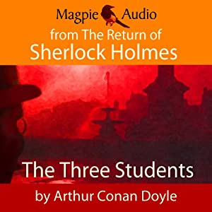 The Three Students Audiobook