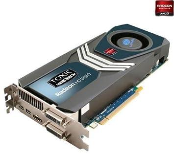 SAPPHIRE Technology Radeon HD 6850 Toxic: Amazon.es: Electrónica