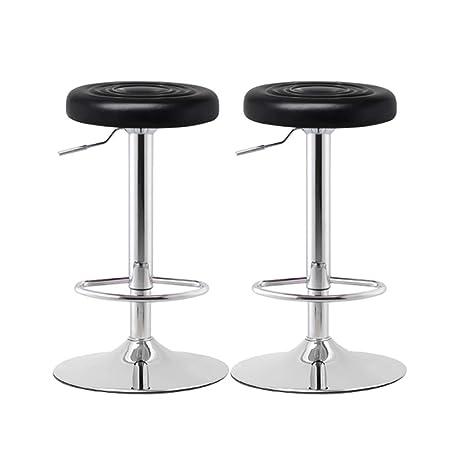 Sensational Amazon Com Ch Air Bar Stool Leatherette Exterior Adjustable Dailytribune Chair Design For Home Dailytribuneorg