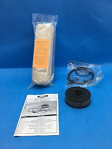 Brighton Cromwell LLC Air Filter Parts Kit DQ-6030 Military Vehicle from Brighton Cromwell LLC