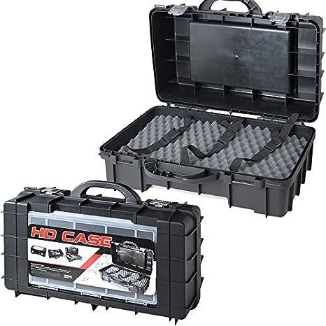 Maletín de herramientas caja de herramientas de electricista maleta Allround: Amazon.es: Bricolaje y herramientas