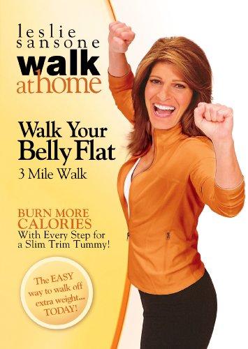 Leslie Sansone: Walk at Home: Walk Your Belly Flat