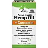 Terry Naturally Hemp Oil + Curcumin - 30 Softgels