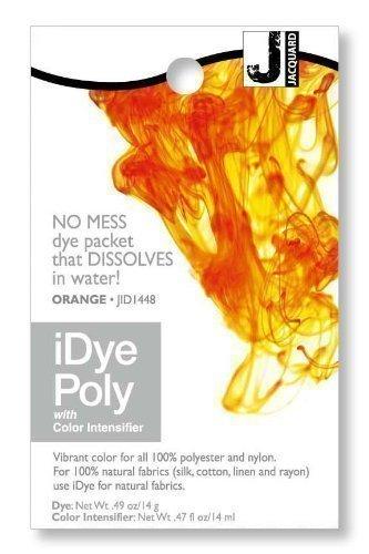 Jacquard iDye Poly - Stoff Farbstoff für Polyester und Nylon ...