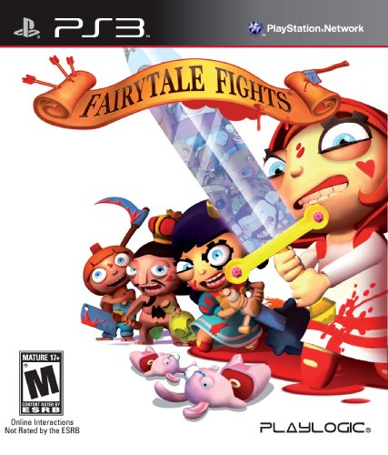 Fairytale Fights   Playstation 3