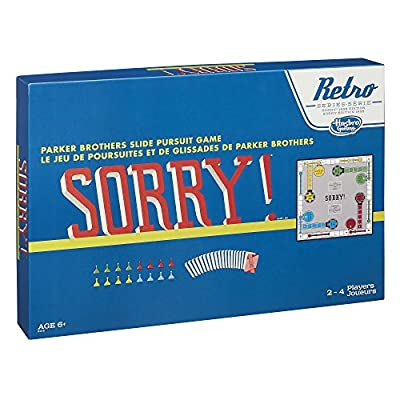 Retro Series Sorry! 1958 Edition Game: Toys & Games