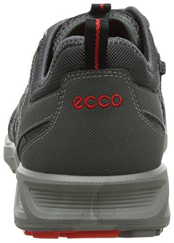 ECCO Terracruise, Scarpe da Arrampicata Basse Uomo Grigio (Dark Shadow/Dark Shadow)