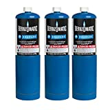 Automotive : Standard Propane Fuel Cylinder - Pack of 3