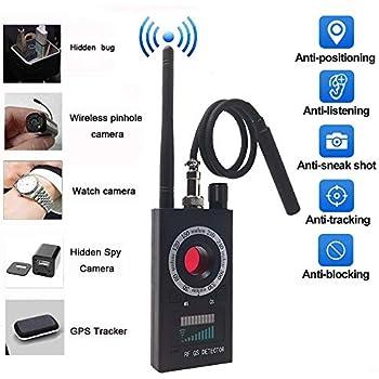 Amazon.com: CaGuan - Detector de señal RF inalámbrico ...