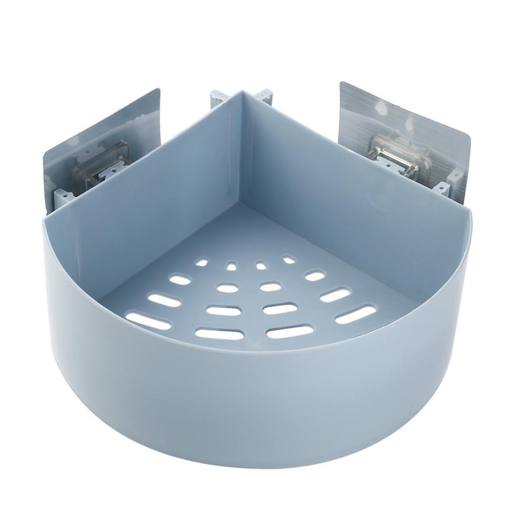 outlet Corner Tool Storage Rack, Qisc Corner Shower Caddy Shelf ...