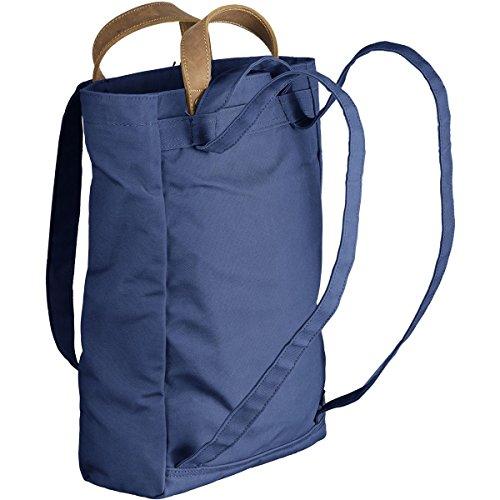 Damen Totepack No.1 Stofftasche, Blau (Deep Blue), 24x36x45 centimeters Fjällräven