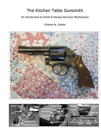 The Kitchen Table Gunsmith - An Introduction to Smith & Wesson Revolver Maintenance - Gunsmith Wesson