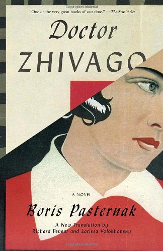 Book cover for Doctor Zhivago