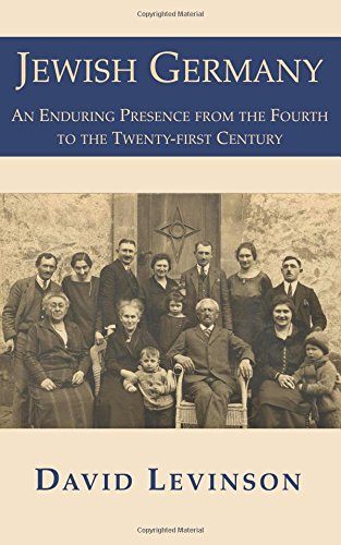 Read Jewish Germany: An Enduring Presence from the Fourth to the Twenty-First Century<br />D.O.C