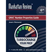 Manhattan Review GMAT Number Properties Guide [6th Edition]: Turbocharge Your Prep