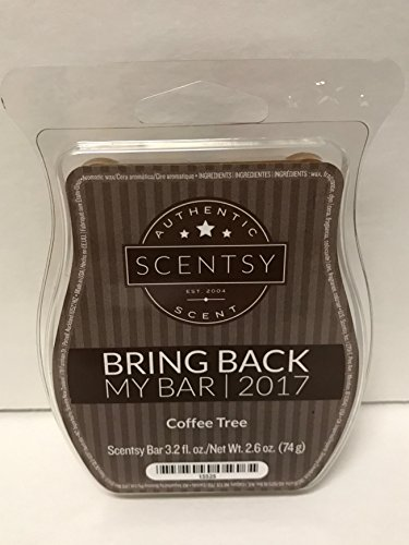 Scentsy Bring Back Bar Coffee