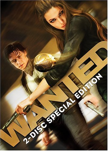 Wanted (Two-Disc Special - Angelina Jolie Sunglasses
