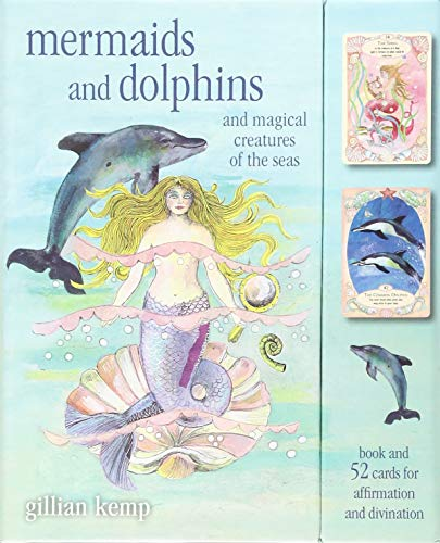 Mermaids and Dolphins: and magical creatures of the sea (Magical Mermaids And Dolphins Cards Doreen Virtue)