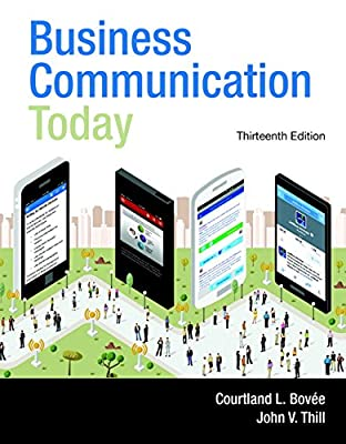 Business Communication Today Plus MyBCommLab with Pearson eText -- Access Card Package (13th Edition)