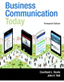 Business Communication Today (13th Edition)