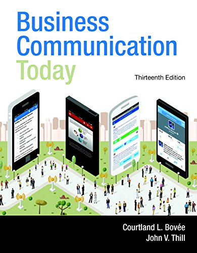 133867552 - Business Communication Today (13th Edition)