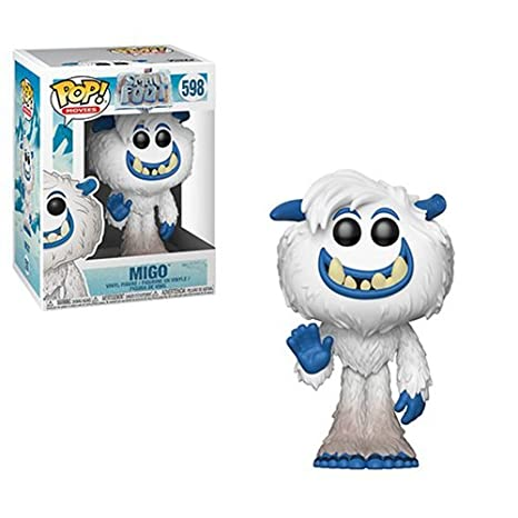 Amazon com: Smallfoot Migo Pop! Vinyl Figure And Keychain