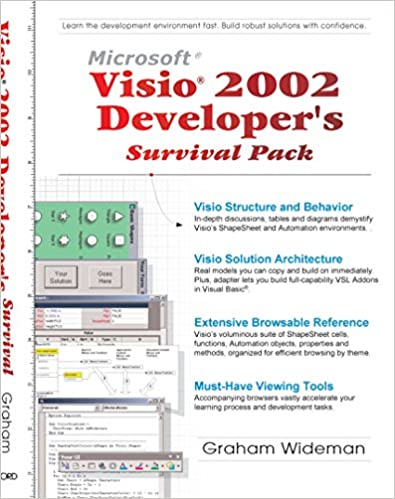Visio 2002 developers survival pack