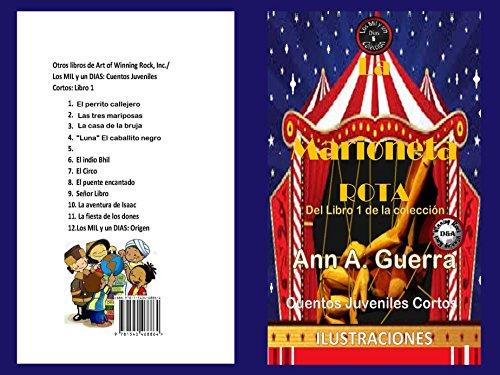 La Marioneta Rota (Los MIL y un DIAS nº 5) (Spanish Edition)