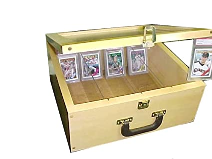 fe1e3ab2ad2 Image Unavailable. Image not available for. Color  Pennzoni Display  Baseball Storage Card Case P315G