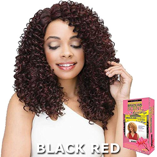 Dominoes Pack (JANET COLLECTION BRAZILIAN SCENT DOMINI LACE FRONT WIG (1B))
