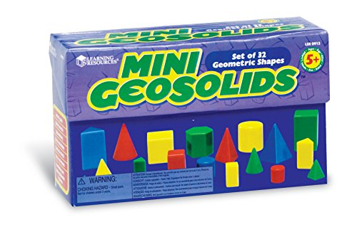 Learning Resources Mini GeoSolids ()