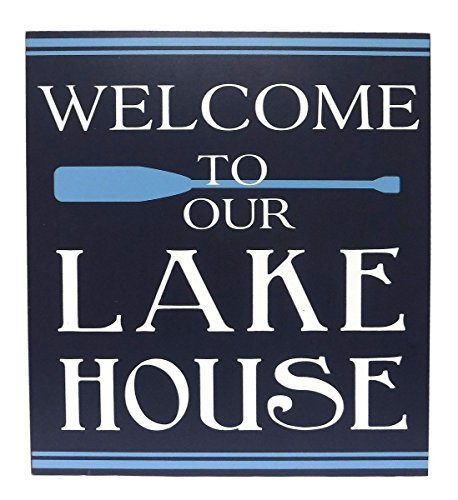 DEI Lake Sign, 12.5