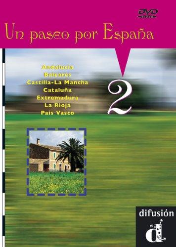 Un paseo por España 2 DVD (ELE ADULT 20%): Amazon.es: Corpas, Jaime: Libros