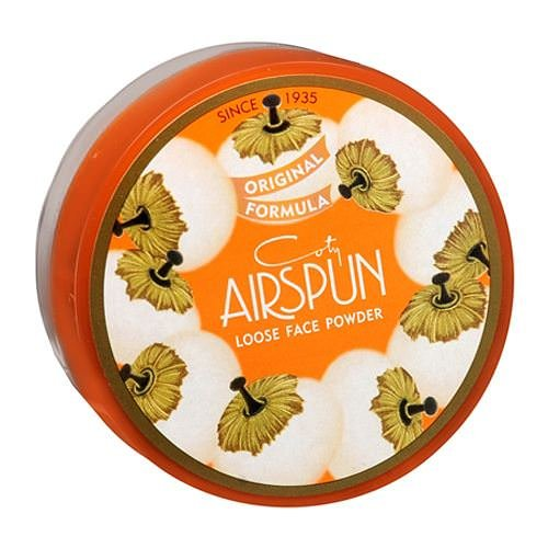 Set Face Powder (Coty AirSpun Loose Face Powder 070-24 Translucent, 2.3)